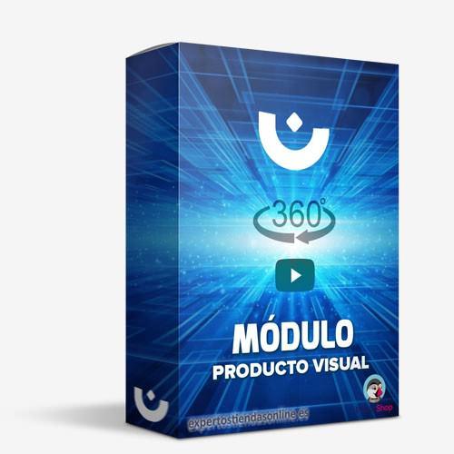 Presentación vídeo y visualización 360º de productos